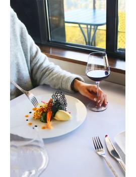 Dîner accords mets & vins à l'Ermitage Hôtel